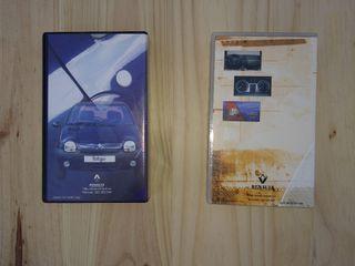 VHS comercial Renault Clio y Twingo
