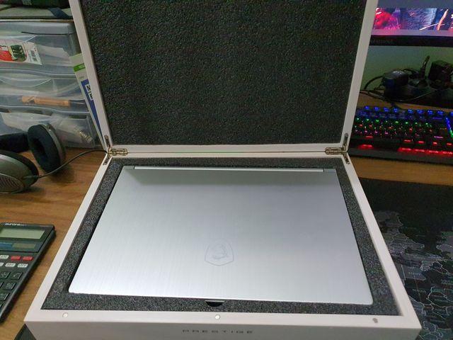 portatil msi ps42 I7 8550 16gb 512ssd gtx 1050