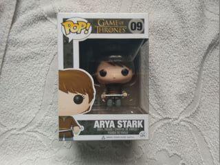Funko Pop Arya Stark - Juego de Tronos