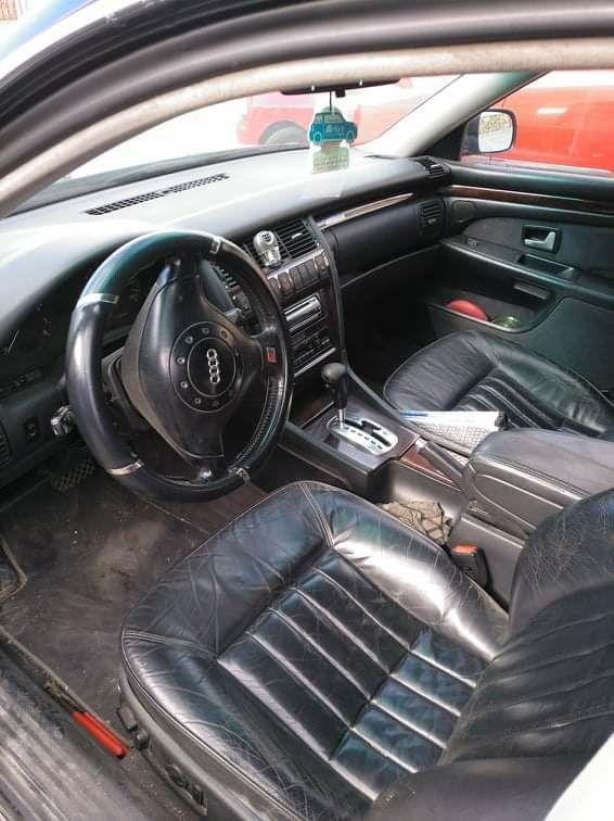 Audi S8 1996 - se vende o cambia