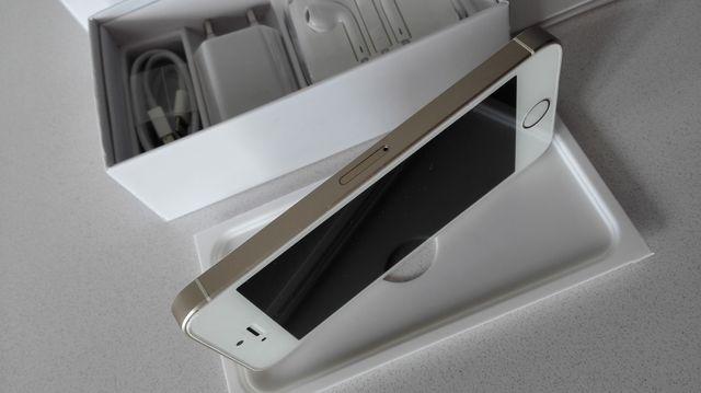 APPLE IPHONE 5S 16GB SIN ID TOUCH ORIGINAL ORO