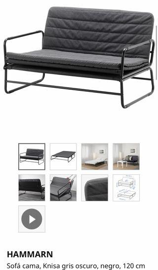 Sofa / Cama IKEA