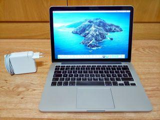 Macbook Pro 13,3 RETINA Intel I5, 8Gb ram, 128SSD