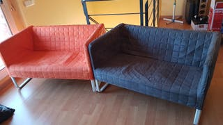 Sofás 2 plazas Ikea