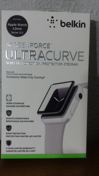 protector para pantalla reloj Apple watch