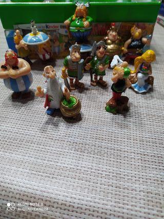 Kinder Astérix y los romanos