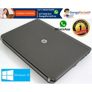 Portátil Hp ProBook 4340s, i3/Cam/HDMI/USB 3.0/dis