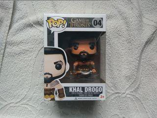 Funko Pop Khal Drogo - Juego de Tronos