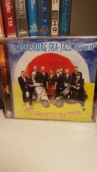 St-Petersburg Ska-Jazz Review..Too Good To Be True