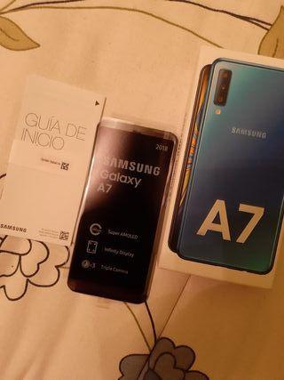 Samsung Galaxy A7 NUNCA USADO