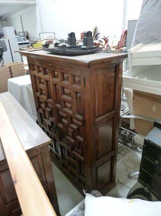 armario rustico medio alto