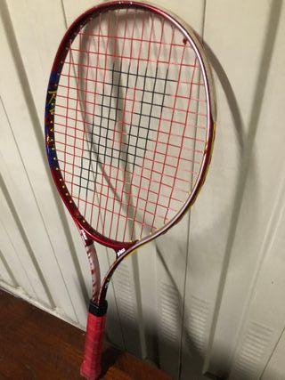 Raqueta de tenis de niño sin estrenar