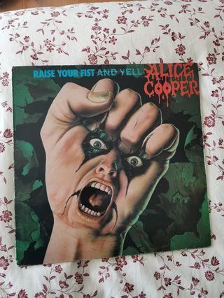 Vinilo Alice Cooper