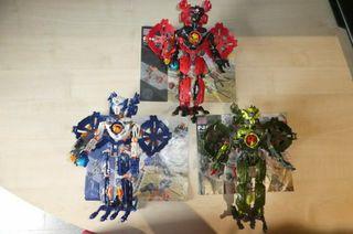 Robots juguete