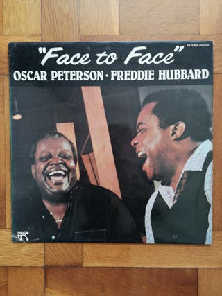 Vinilo Jazz Oscar Peterson - Freddie Hubbard