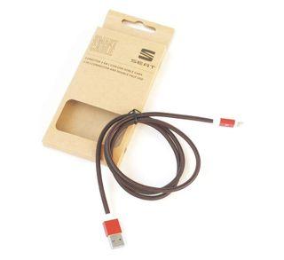 Cable doble carga. Con USB.