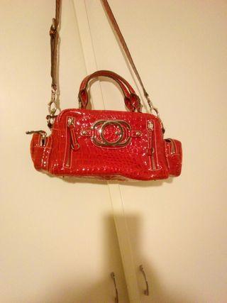 sac guess rouge vernid