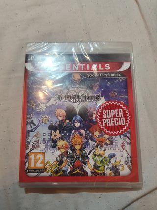 Kingdom Hearts 2.5 Remix Ps3 Pal España