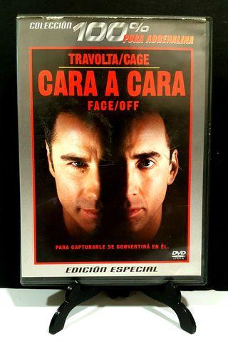 Cara A Cara nicilas cage dvd