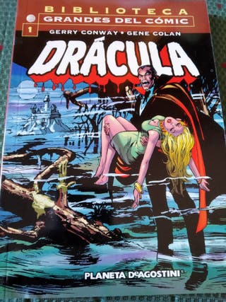 Pack 4 tomos Biblioteca M.: Drácula, Hulk, Thor..