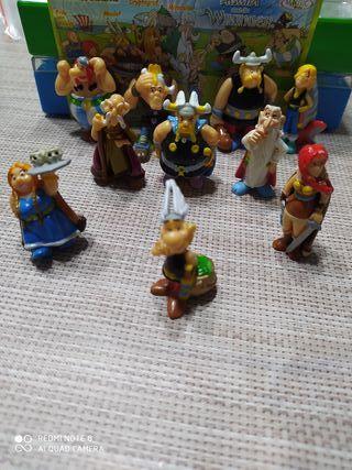Kinder Astérix y los Vikingos