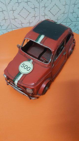 coche decoracion