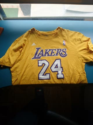 camiseta de manga corta nba Kobe Bryant Lakers XL