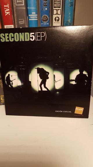 Second 5 ep. Edicion especial fnac