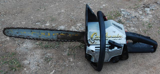 motosierra Mcculloch California 45 cc