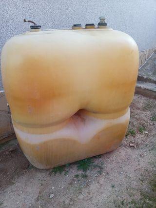 depósito gasoil