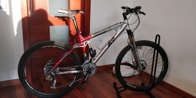 Bicicleta K2 Lithium 5.0 Doble suspension