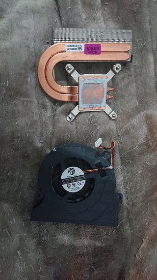 disipador + ventilador