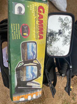 Espejos coche para llevar caravana