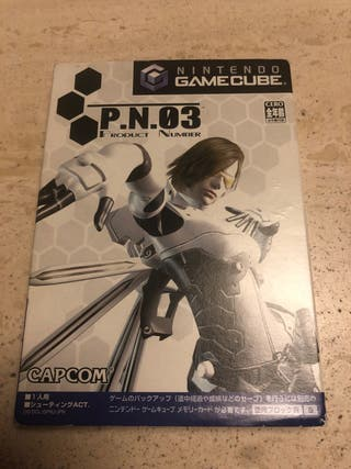 Juego Nintendo gamecube P.N.03