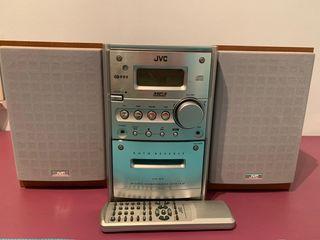 Minicadena de música JVC modelo UX-G3