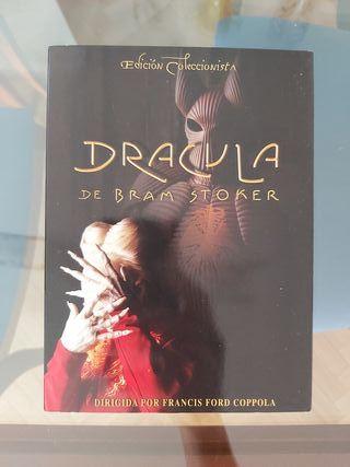 Dracula Bram Stoker edicion coleccionista