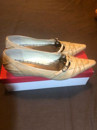 Zapatos bajos Talla 40