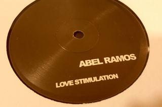 Abel Ramos disco vinilo nuevo