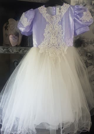 childs party dress age 7/8