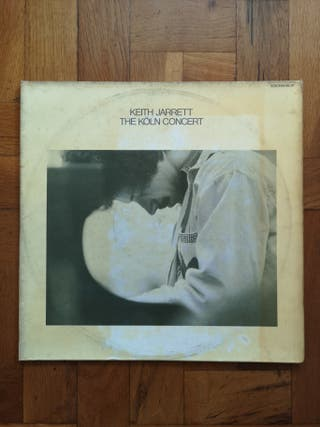 Vinilo Keith Jarrett