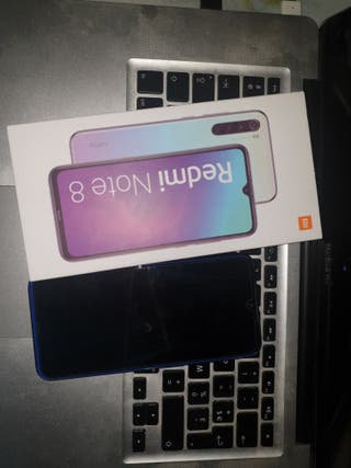 Xiaomi redmi note 8 128 Go