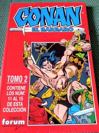 Retapado 5 números Conan el bárbaro, Forum