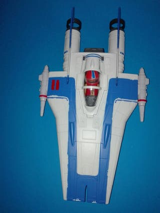 playmobil compatible nave star wars a-wing nueva