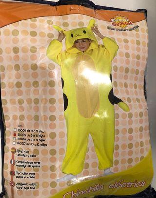 Disfraz Pokemon niño T6-7
