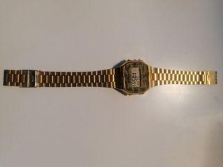 Reloj Casio Oro A168WEGC-3EF