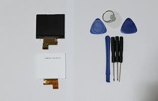 Pantalla LCD iPod Classic 5 generación