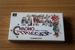 Chrono Trigger Super Nintendo Famicom Japones