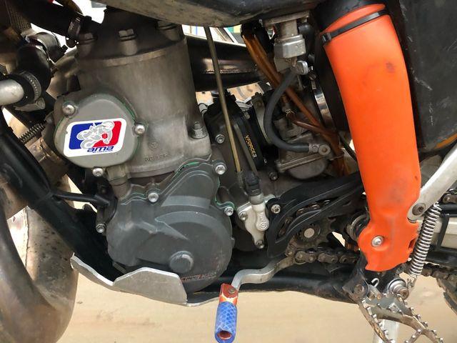 KTM 250 EXC (2 Tiempos) 2008