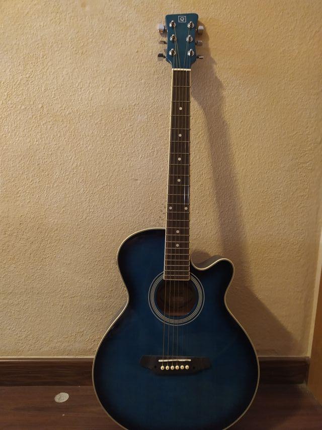Guitarra electroacústica QGA-41CE