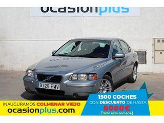Volvo S60 2.4 Kinetic 125 kW (170 CV)